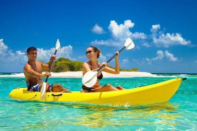 Kayak & Paddleboard activity in Miami