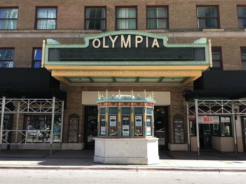 Olympia Theater in Miami