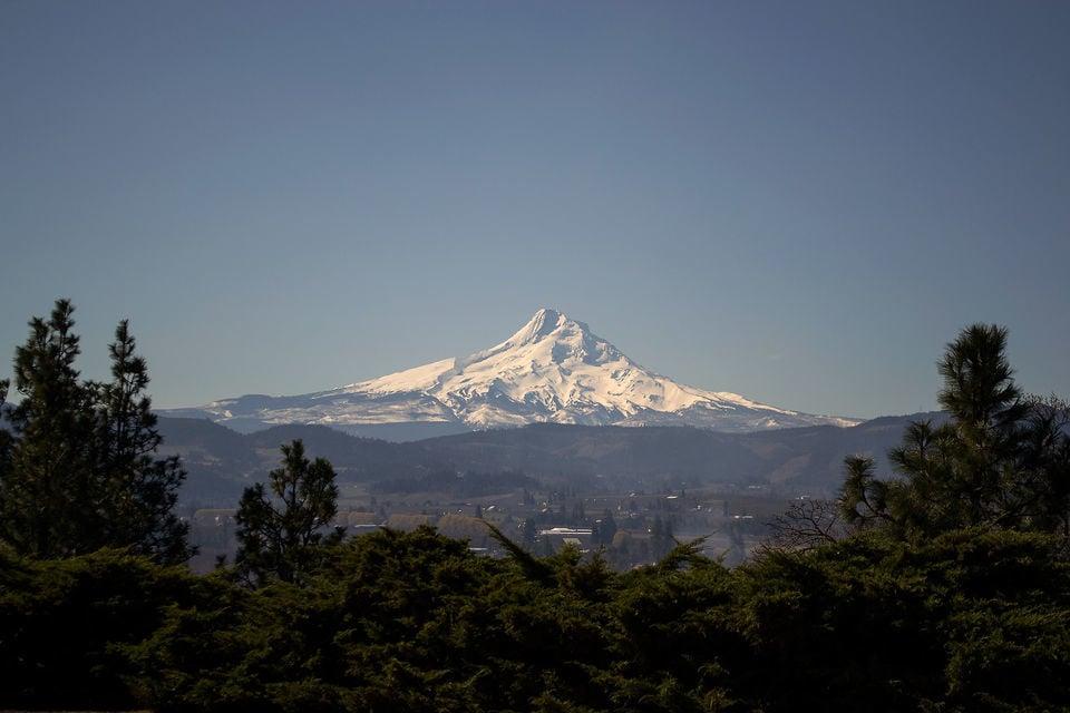 Mount Hood Portland