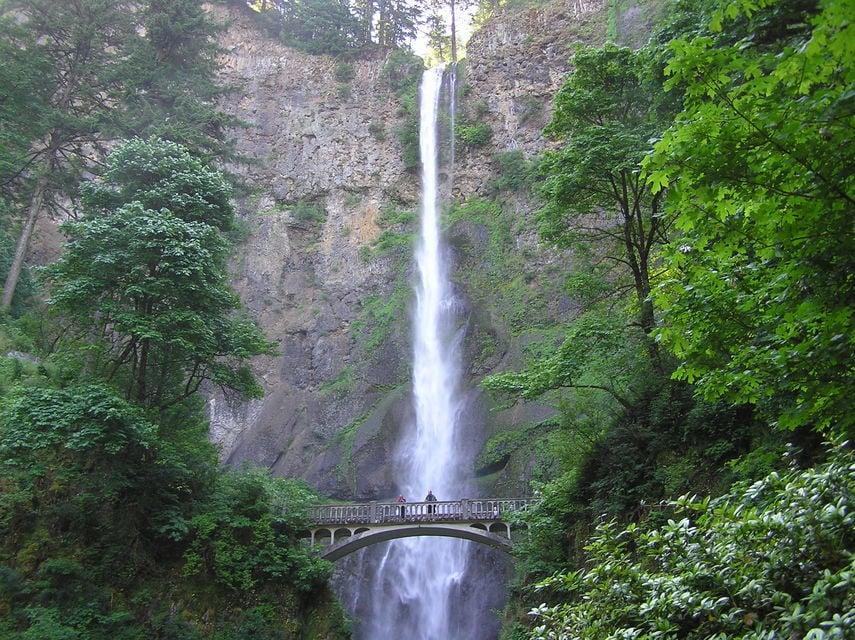 Multnomah Falls Portland