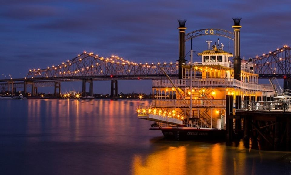 Jazz Boat Cruise in New Orleans