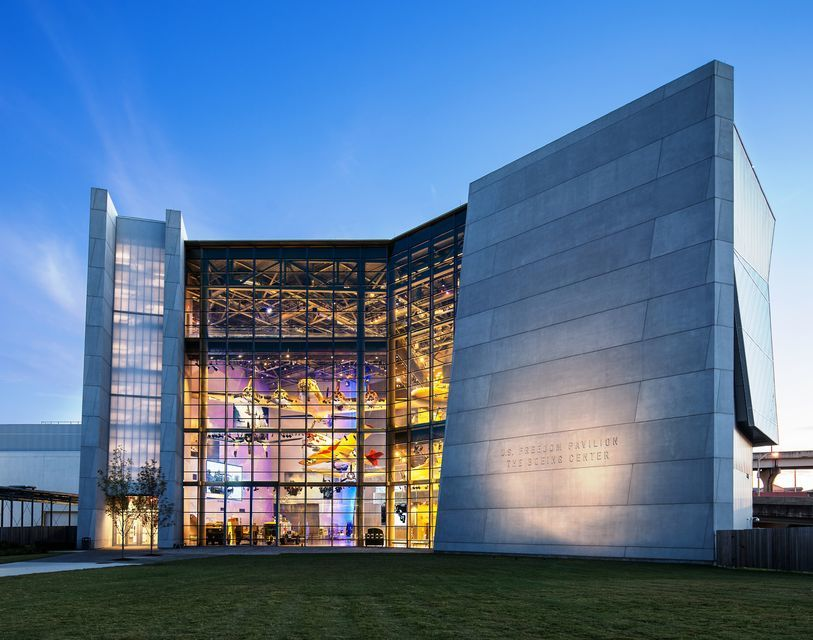 Learn about the WWII in the National WWII Museum in New Orleans.