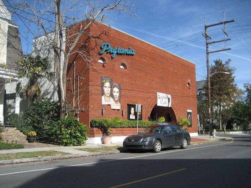 The oldest theater in New Orleans, Prytania Theater