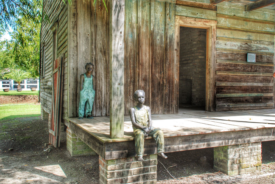 Learn about the history of Whitney Plantation in New Orleans.
