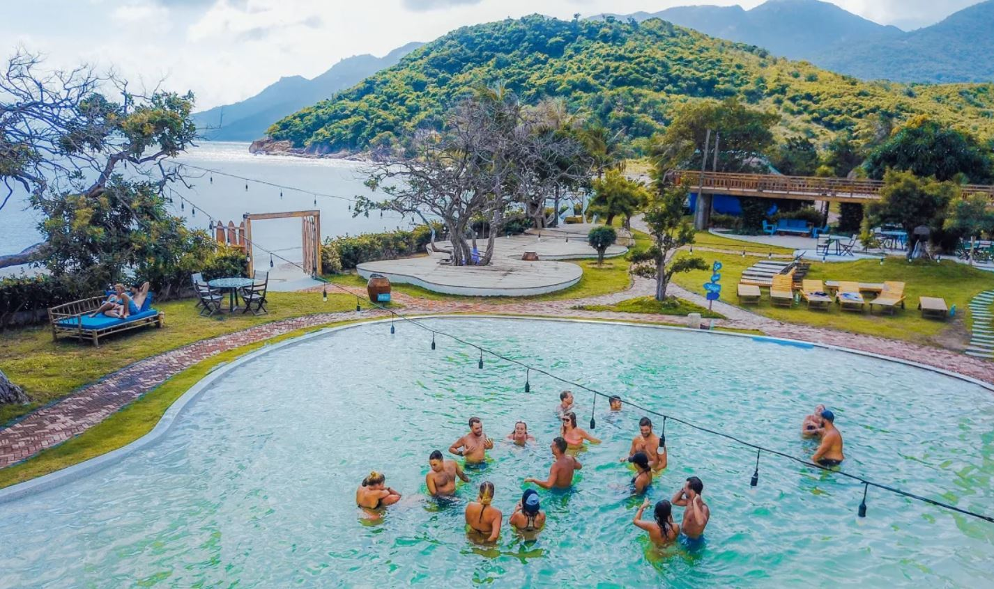 Ninhvana Nha Trang Backpackers best hostels in Nha Trang