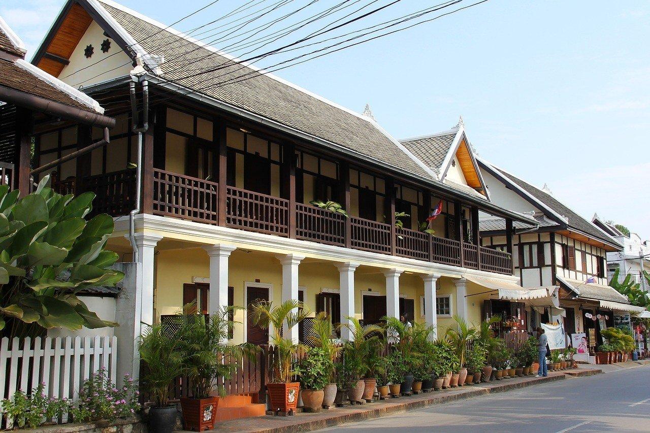 Old Town, Luang Prabang