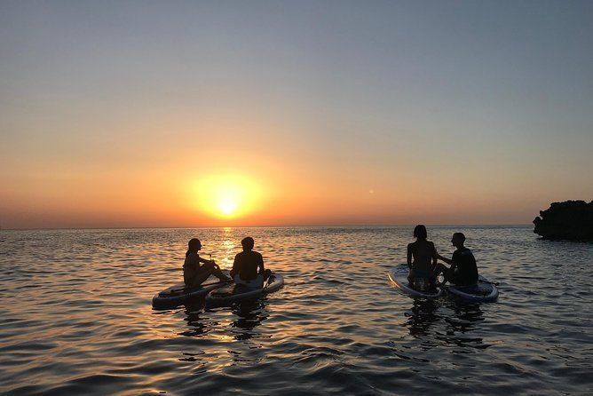 Paddle Along the Sunset