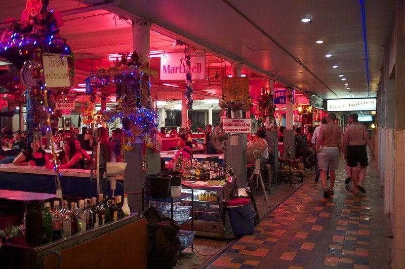 Pattaya Night Bazaar
