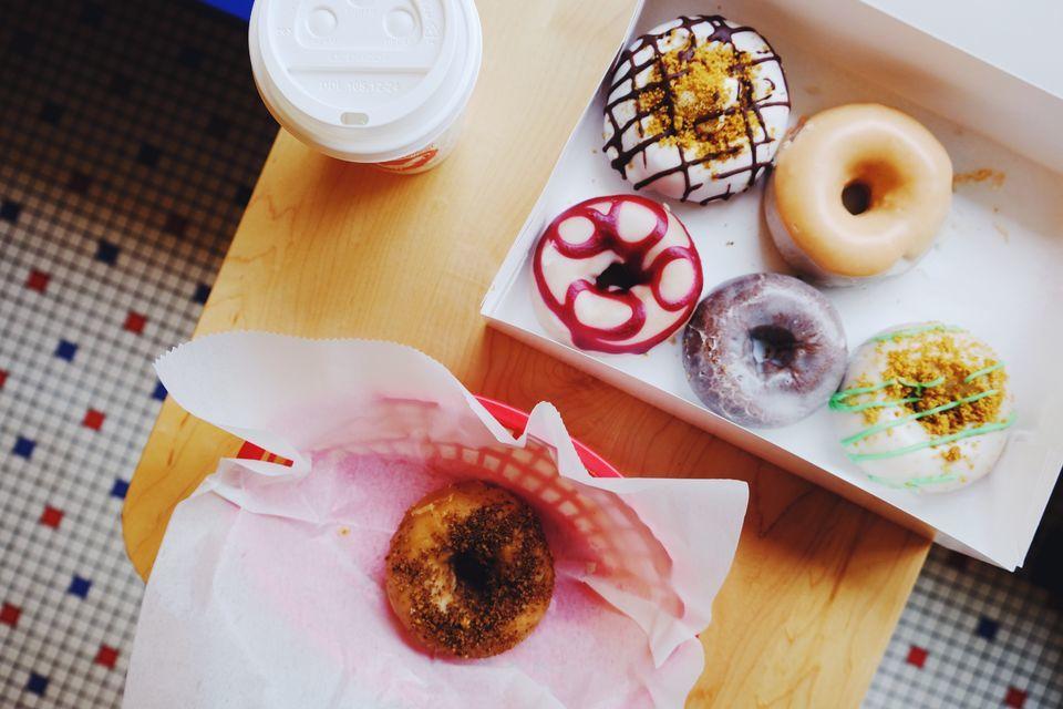 Donut in Philadelphia