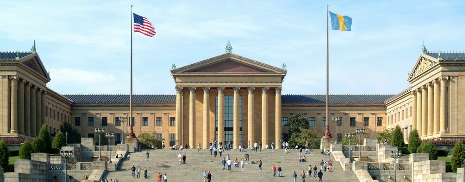 The Philadelphia Museum of Art and The Rodin Museum