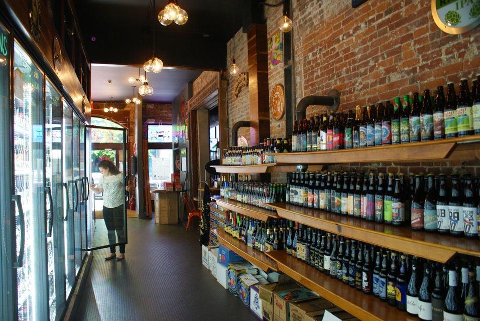 Pub crawl in Philadelphia