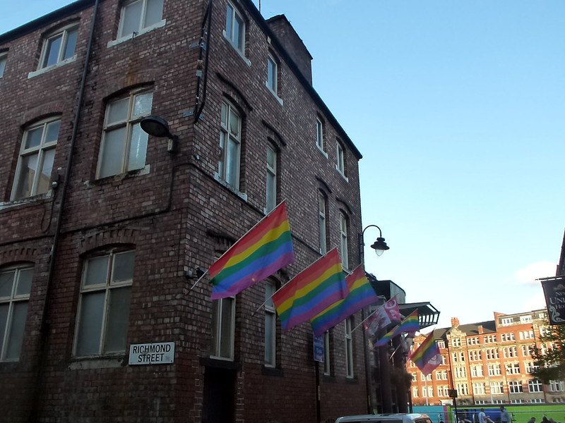 Pub Crawl Along Manchesters Infamous Gay Village!