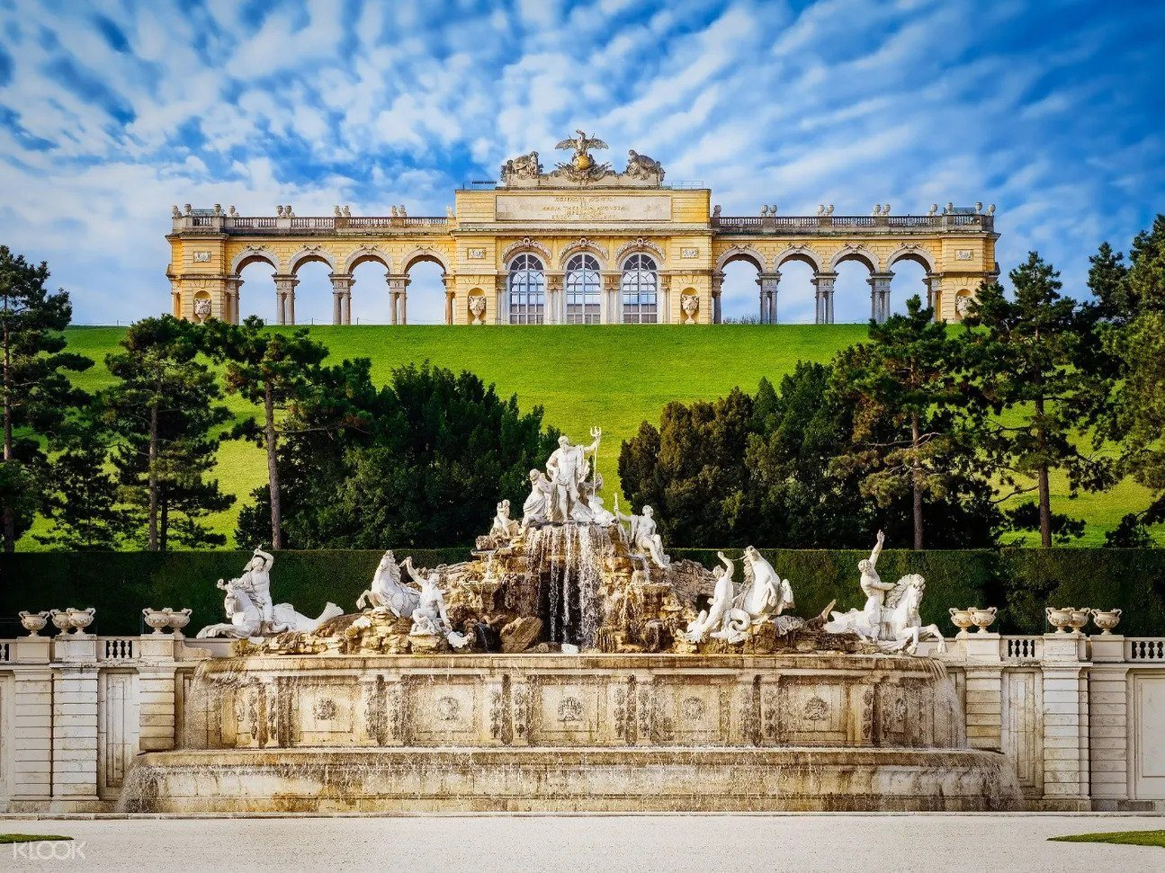Schönbrunn Palace and Gardens