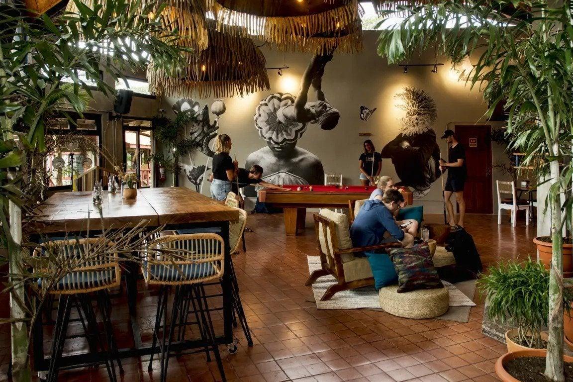 Selina Monteverde best hostels in Monteverde