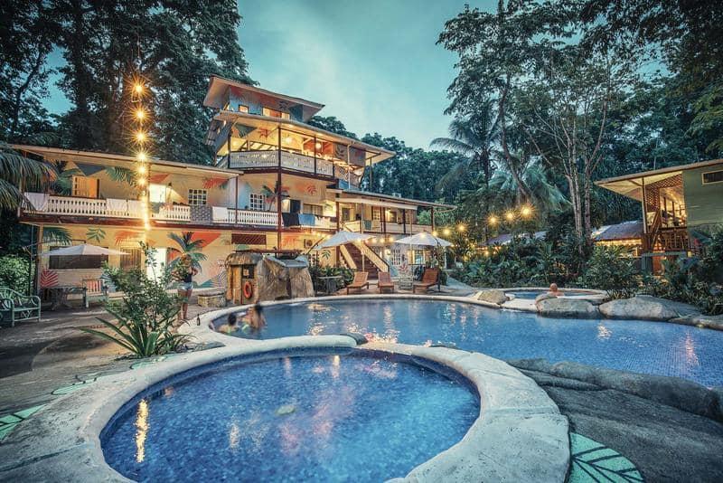 Selina Puerto Viejo best hostels in Puerto Viejo