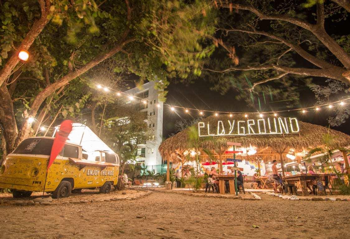 Selina Tamarindo best hostels in Tamarindo