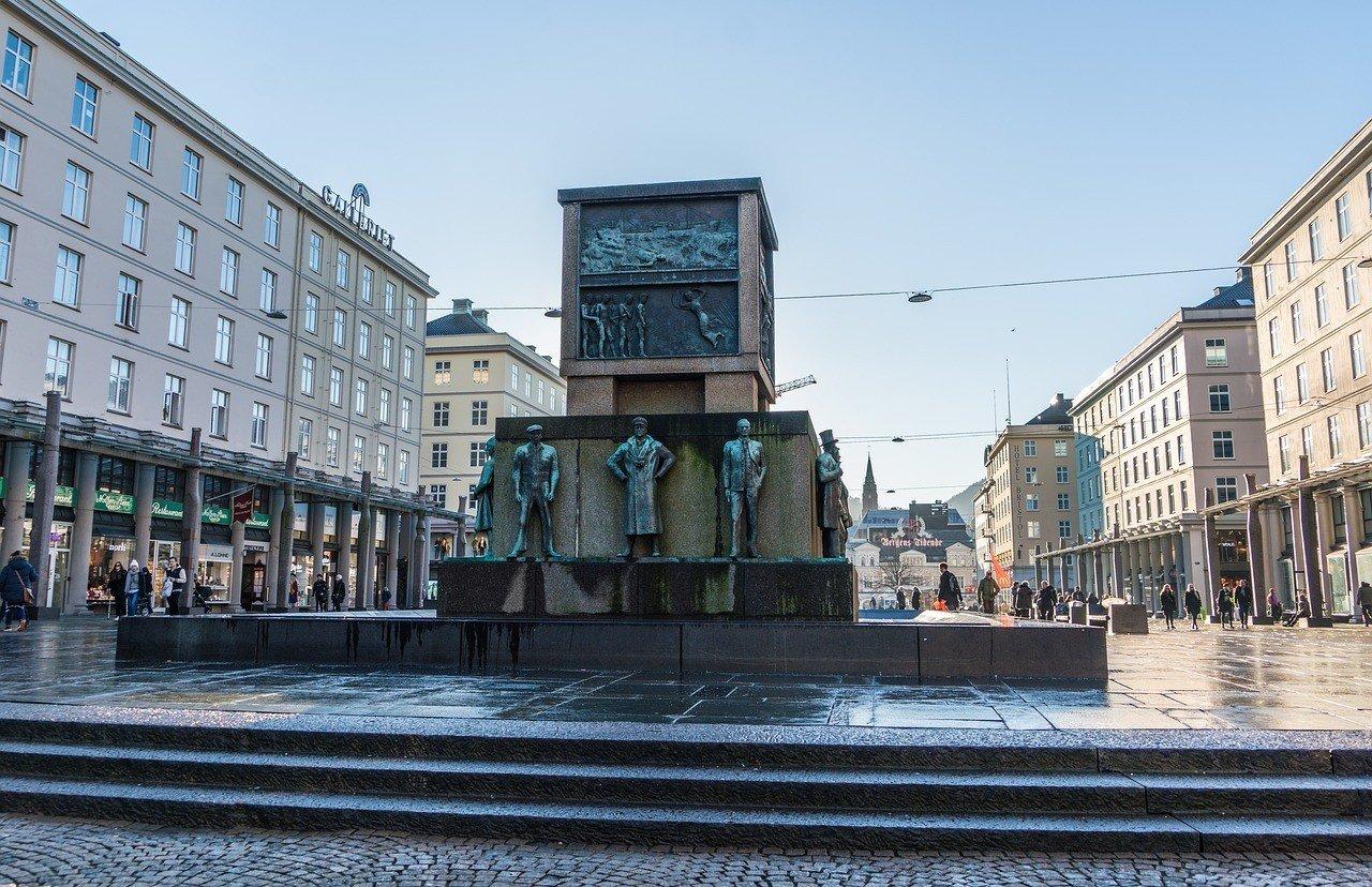 Sentrum, Bergen