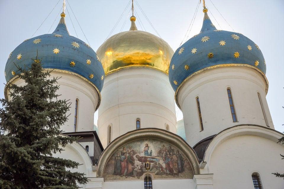 Sergiev Posad Golden Ring
