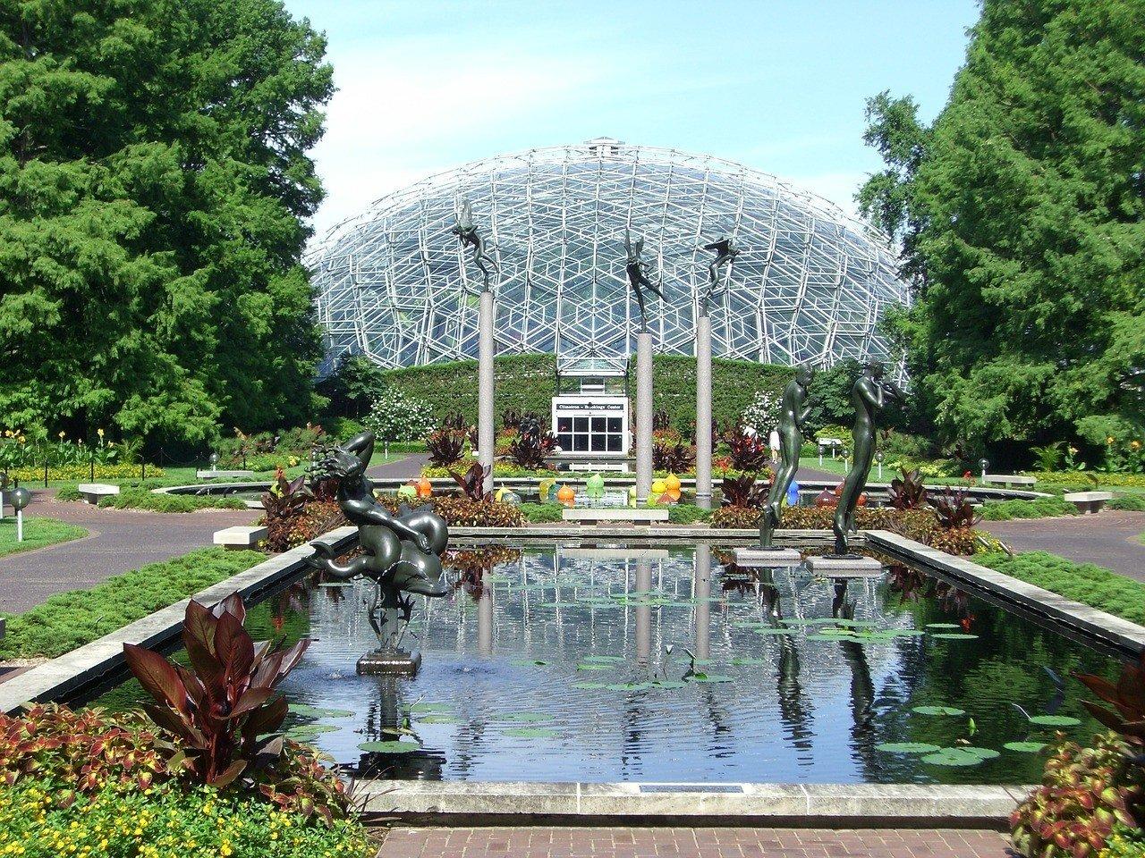 Botanical Garden, St. Louis