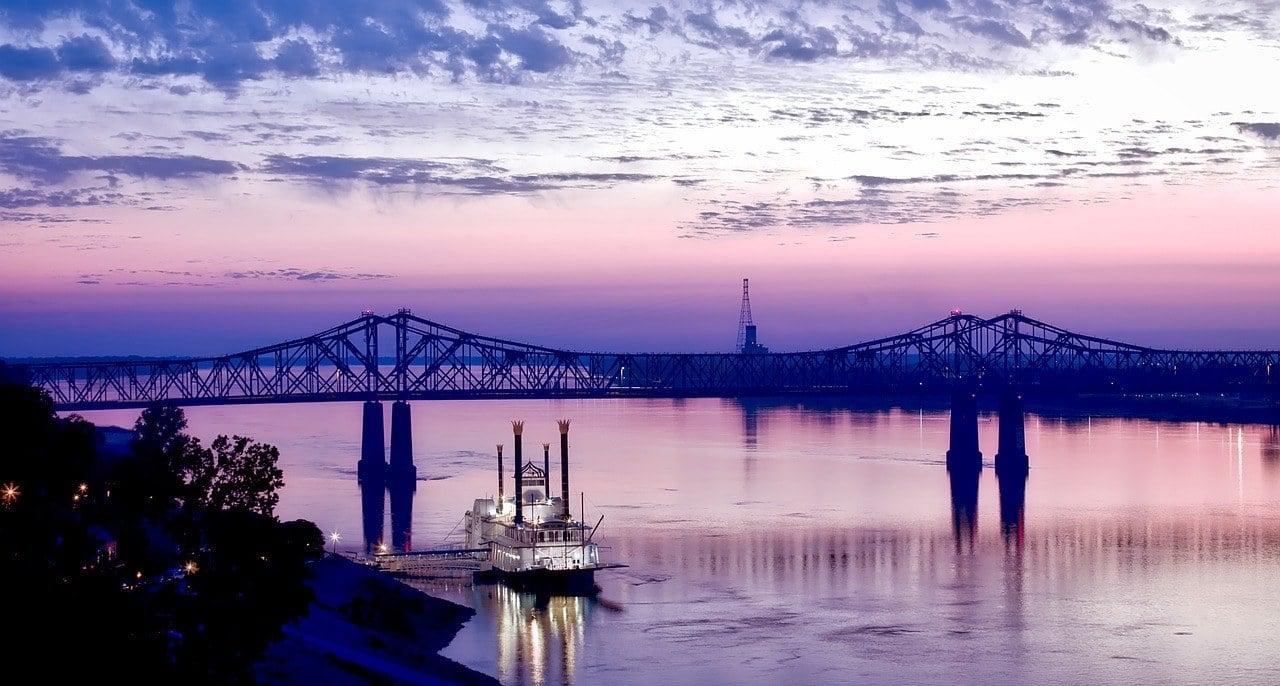 Mississippi River, St. Louis
