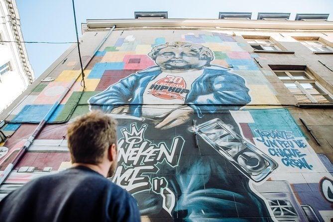 Street Art Scene
