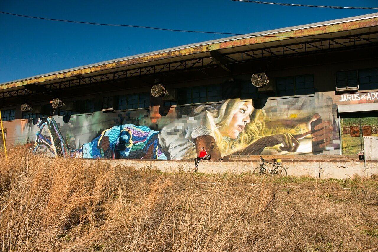 Take a Walk Through the Atlanta Beltline