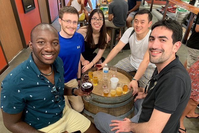Distillery and brewery tour in Temecula
