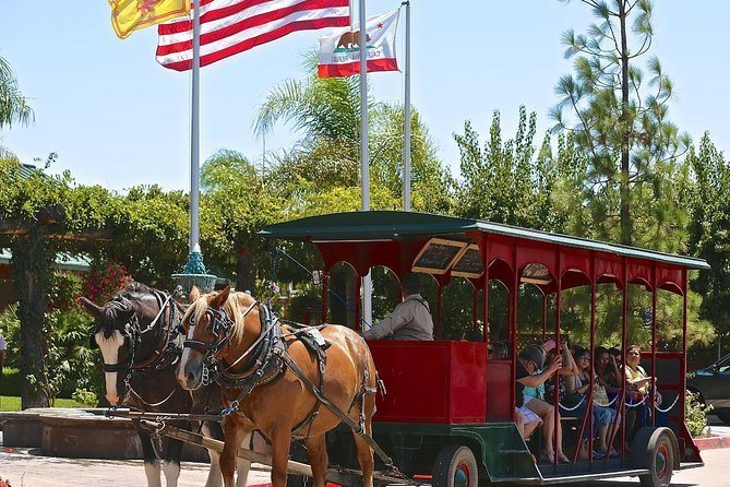 Horse Drawn Trolley Wine Tour in Temecula
