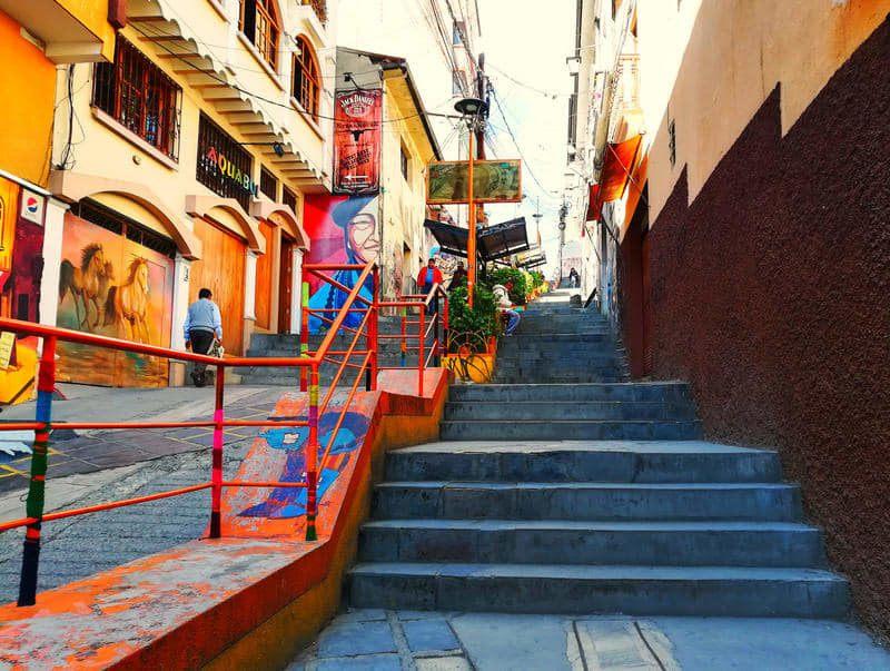 The Adventure Brew Down Town best hostels in La Paz