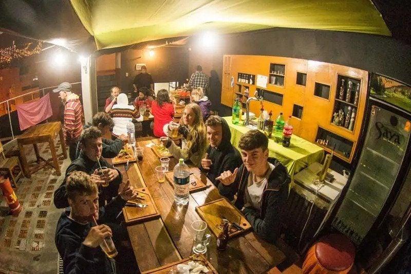 The Adventure Brew Hostel best hostels in La Paz