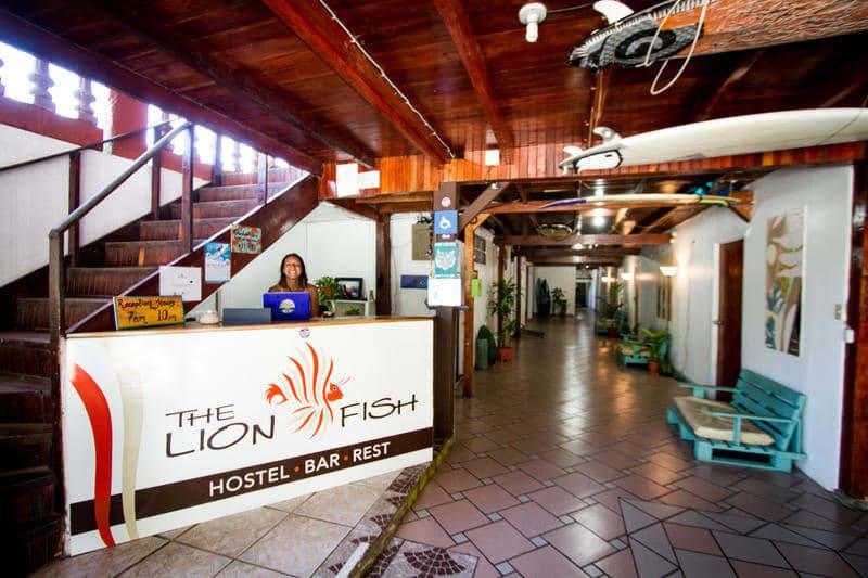 The Lion Fish Hostel best hostels in Puerto Viejo