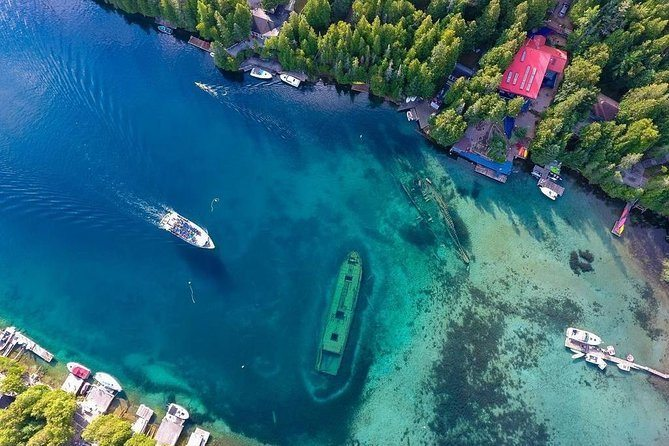 Tobermory and Flowerpot Island Tour