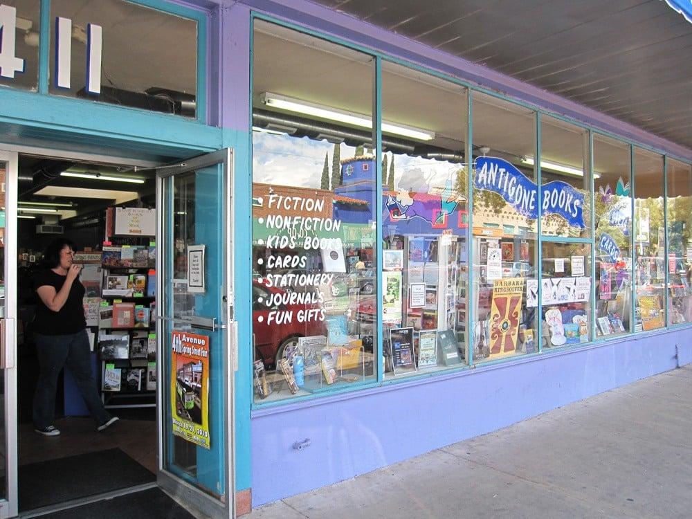 Antigone Books, Tucson