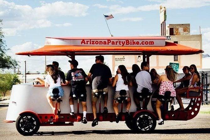 Bike Pub Crawl in Tucson