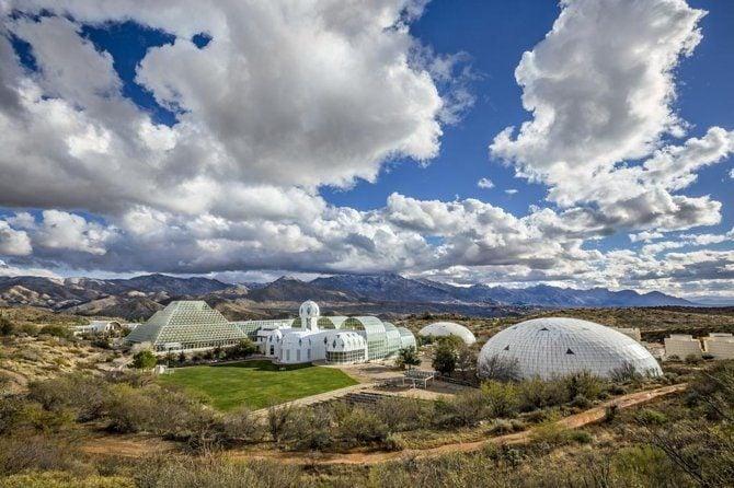 Biosphere in Tucson