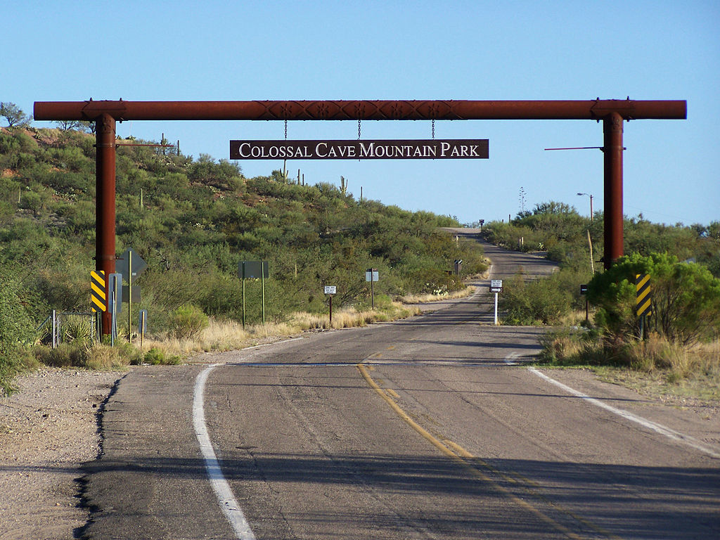 Colossal Cave Mountain Park, Tucson