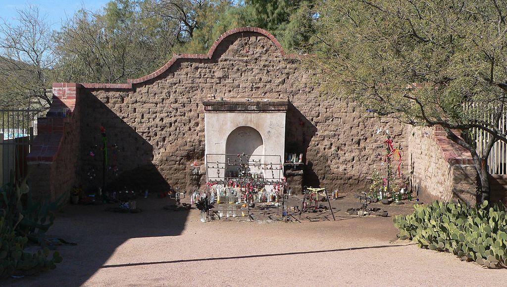 El Tiradito, Tucson