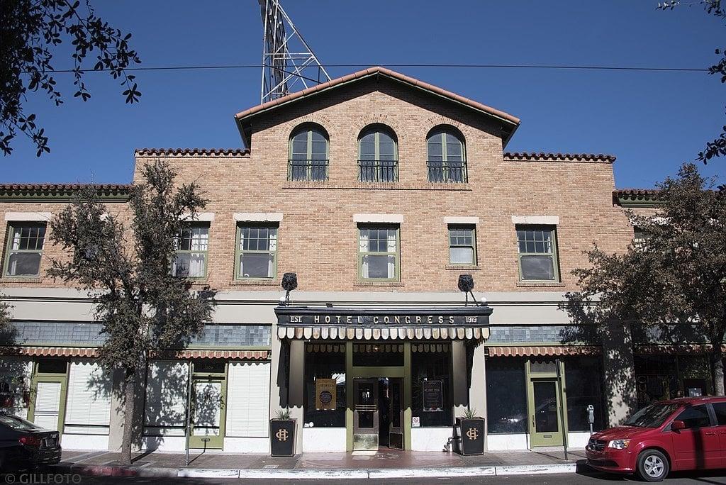 Hotel Congress, Tucson