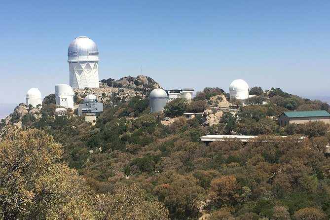Kitt Peak National Observatory, Tucson