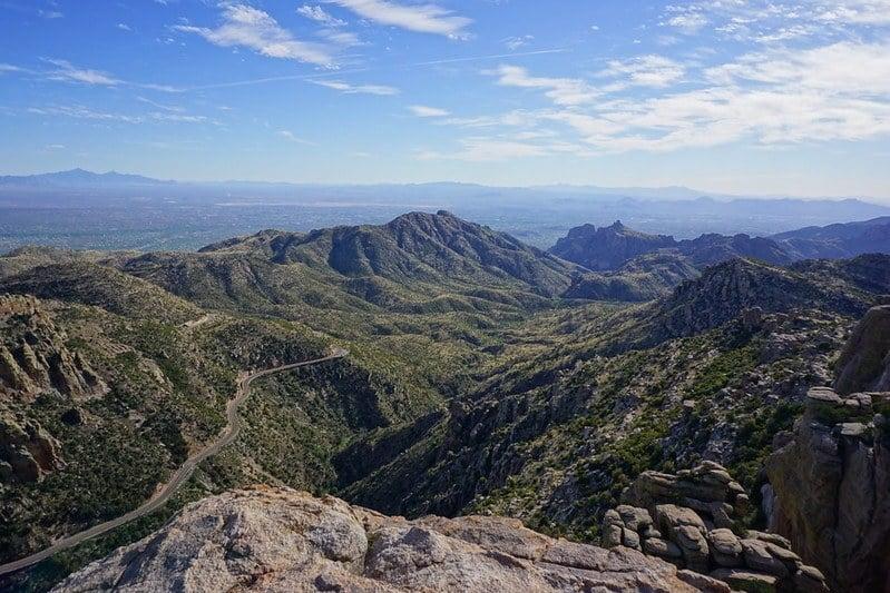 Mount Lemon, Tucson