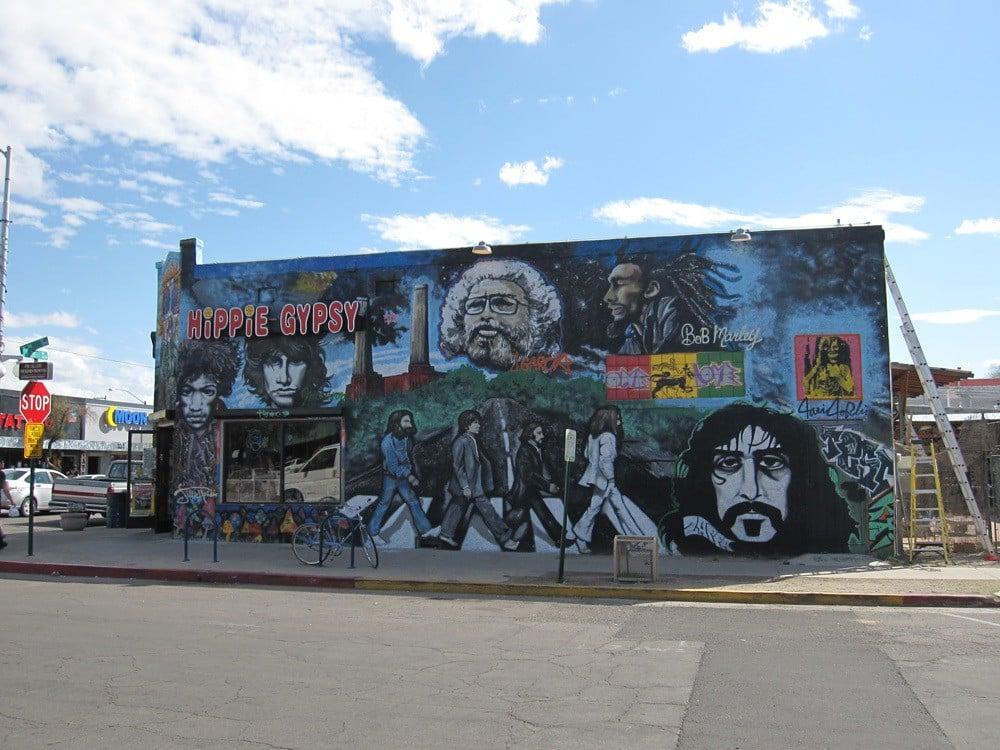 Mural Walk in Tucson