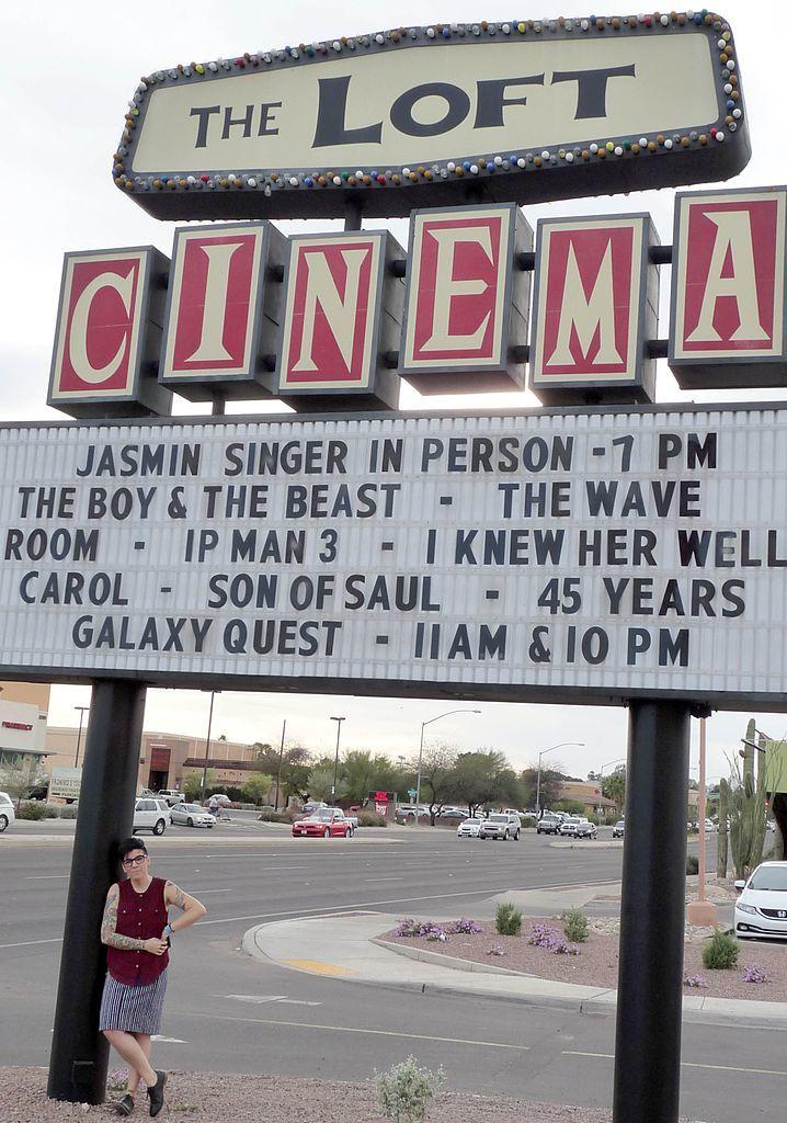 The Loft Cinema in Tucson