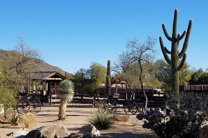 Tombstone, Tucson