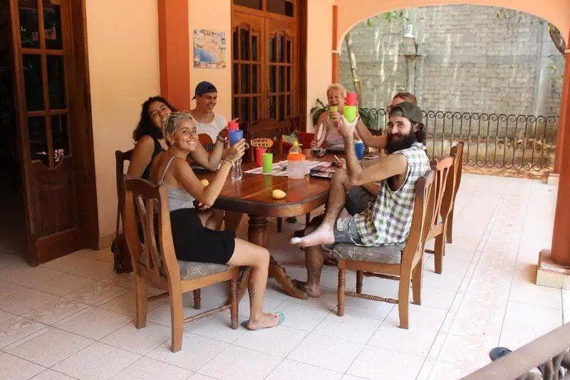 Villa Mango best hostels in Puerto Escondido
