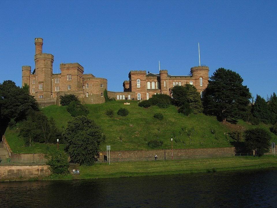 Visit Inverness Castle