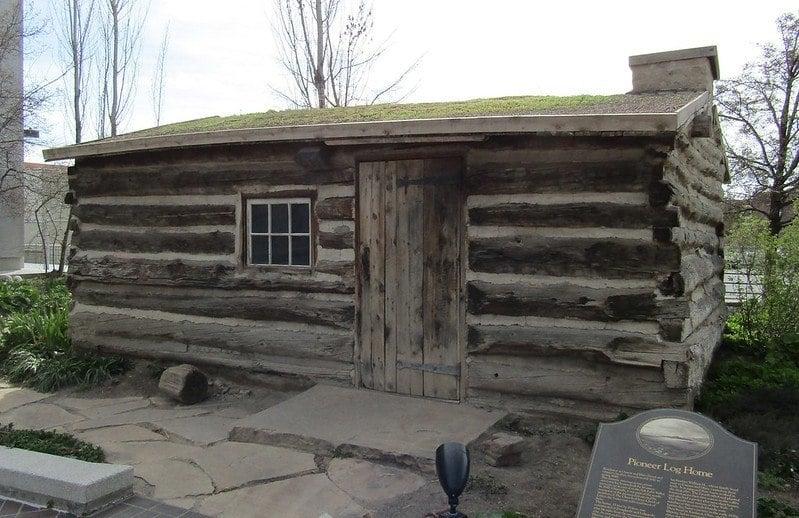 Visit the Deuel Pioneer Log Home