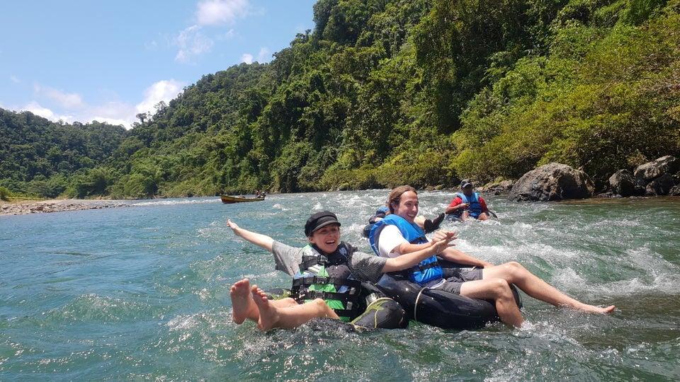 Viti Levu: Navua River Tubing