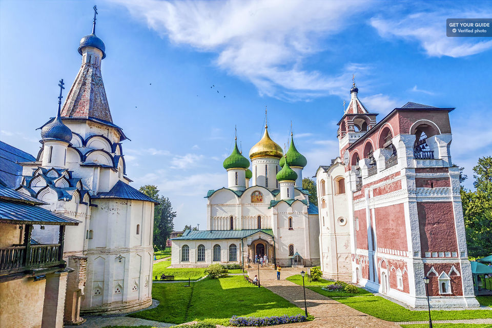 Day Trip to Vladimir and Suzdal