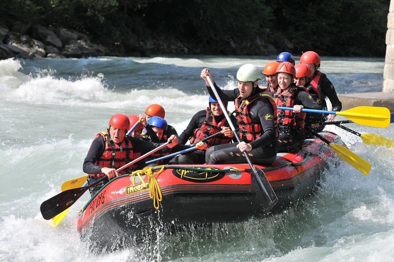 White River Raft through the Costa Rican Jungle