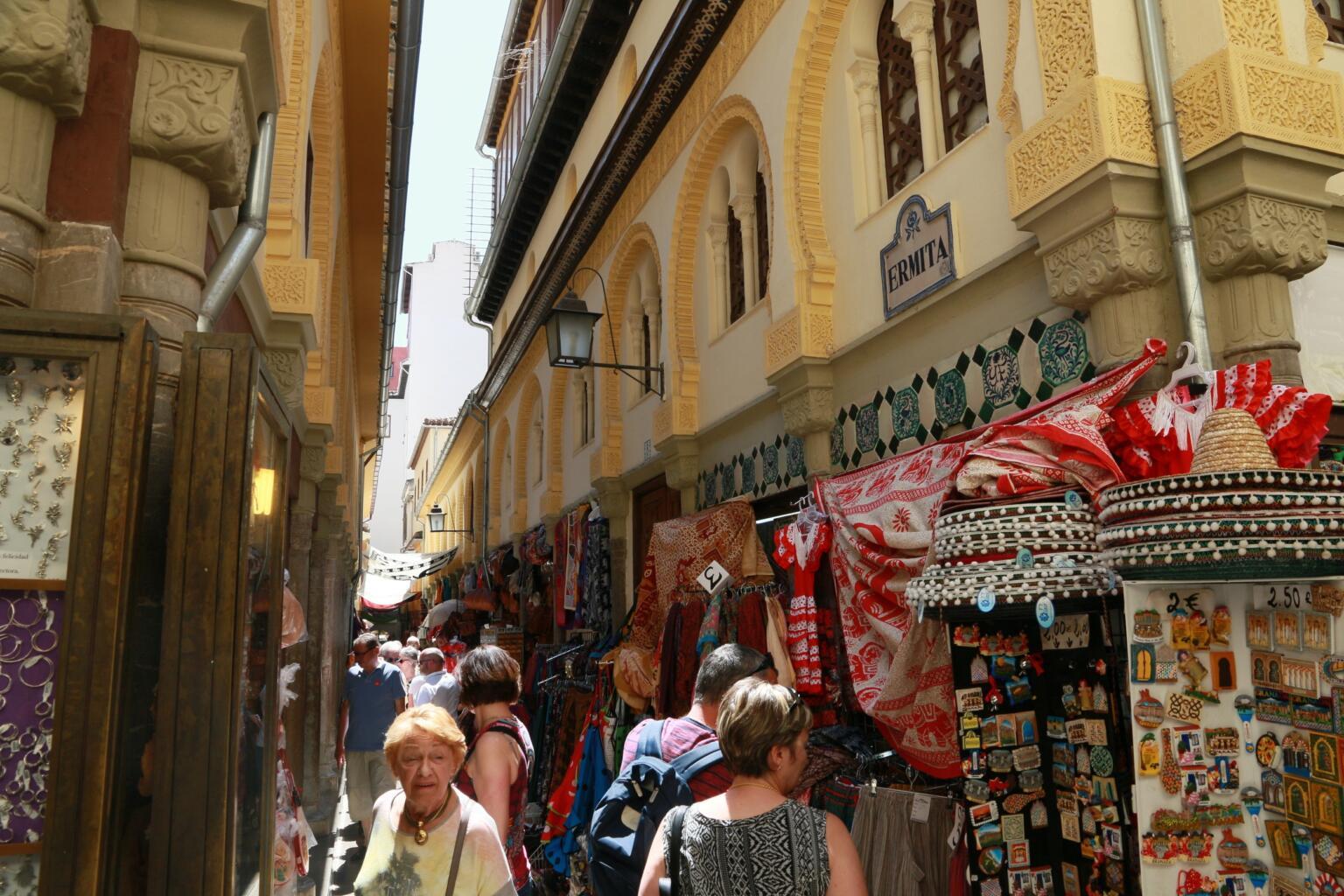 Alcaicería Market Granada